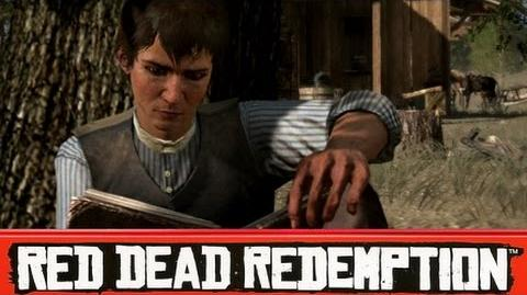 "Red Dead Redemption - Mission ""John Marston and Son""-0"