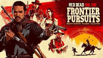 Red Dead Online Frontier Pursuits