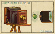 Amazing Inventions Card Camera