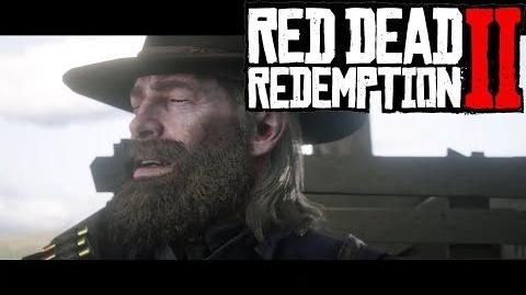 Red Dead Redemption 2 Arthur Admits To Nun Sister That He's Scared To Die