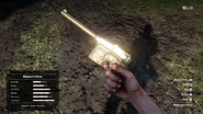 Midnight's Pistol-Red Dead Redemption II (In-game)