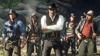 RDR 2 First Look 30
