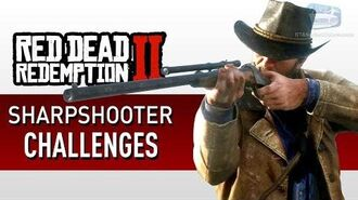 Red Dead Redemption 2 - Sharpshooter Challenge Guide