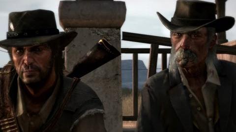 """Red Dead Redemption - mission """"The Gunslinger's Tragedy"""""""