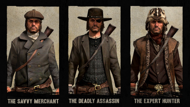 Hunting and Trading Outfits | Red Dead Wiki | FANDOM powered