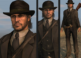 Bureau Uniform | Red Dead Wiki | FANDOM powered by Wikia