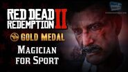 RDR2 PC - Mission 31 - Magician for Sport Replay & Gold Medal