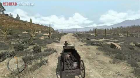 A Gentle Drive with Friends (Gold Medal) - Mission 16 - Red Dead Redemption
