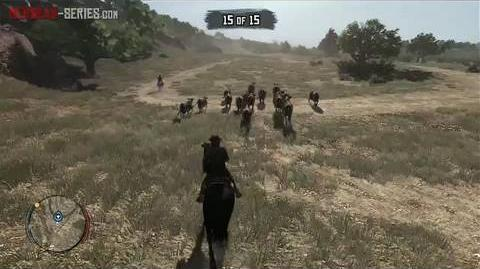 The Outlaw's Return (Gold Medal) - Mission 49 - Red Dead Redemption