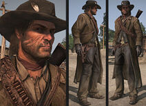 Red Dead Redemption Duster Coat