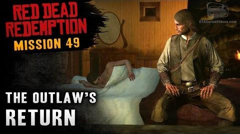 Red Dead Redemption - Mission 49 - The Outlaw's Return (Xbox One)