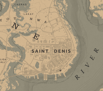 Saint Denis France Map.Saint Denis Red Dead Wiki Fandom Powered By Wikia