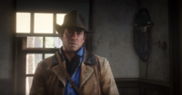 Arthur In Building