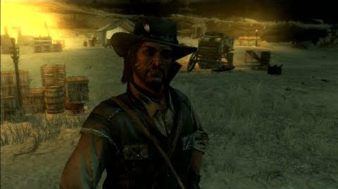 """Red Dead Redemption - Mission """"Justice in Pike's Basin""""-1"""