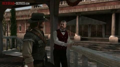 American Lobbyist - Stranger Mission - Red Dead Redemption