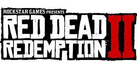 Resultado de imagem para red dead redemption 2 logo png
