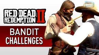 Red Dead Redemption 2 - Bandit Challenge Guide
