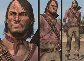 Treasure Hunter Outfit Red Dead Wiki Fandom Powered By
