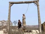 Hanging Bonnie MacFarlane