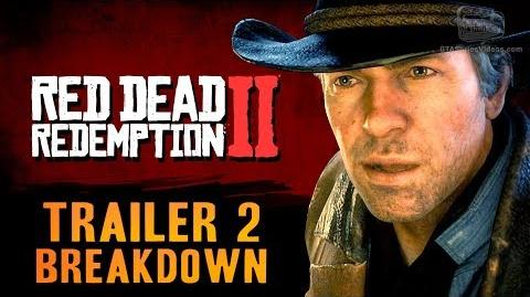 Red Dead Redemption 2 - Trailer 2 Breakdown