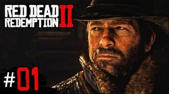 Red Dead Redemption 2 PC Walkthrough Mission 1 Outlaws from the West (ENG-ITA)