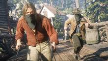 Strawberry screenshot - Red Dead Redemption 2