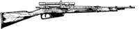 Carcano-Rifle