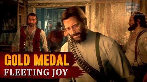 Red Dead Redemption 2 - Mission 64 - Fleeting Joy Gold Medal