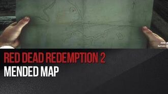 Red Dead Redemption 2 - Mended Map