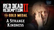 RDR2 PC - Mission 24 - A Strange Kindness Replay & Gold Medal