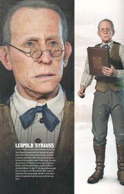 LeopoldStraussBio
