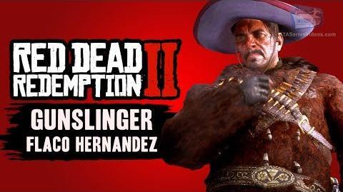 Red Dead Redemption 2 Flaco Hernandez (RDR2 Gunslinger)