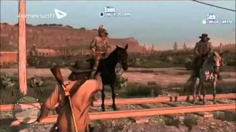 RDR 4 Horses of Apocalypse Multiplayer XBOX360