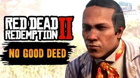 Red Dead Redemption 2 Stranger Mission - No Good Deed