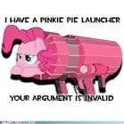 Pinkie launcher