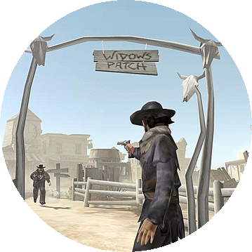 Localizaciones de Red Dead Revolver