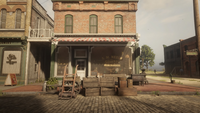 Rdr2 blackwater general store