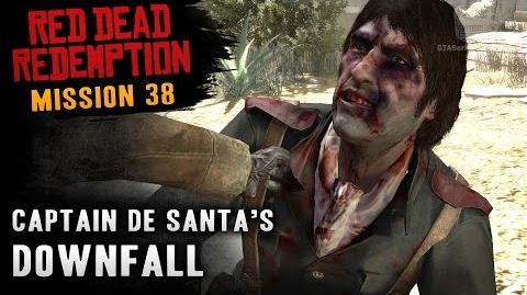 Red Dead Redemption - Mission 38 - Captain De Santa's Downfall (Xbox One)