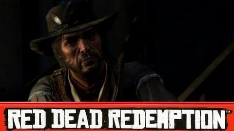 """Red Dead Redemption - mission """"Landon Ricketts Rides Again"""""""