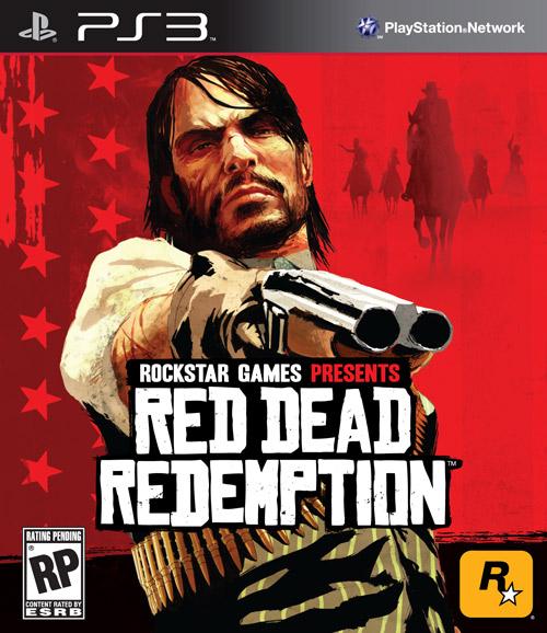 Kết quả hình ảnh cho Red Dead Redemption cover ps3