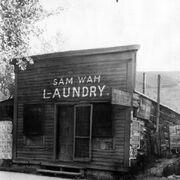 Sam wah laundry CO