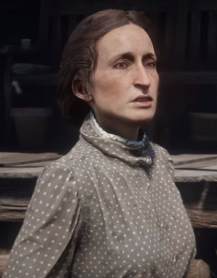 Edith Downes | Red Dead Wiki | FANDOM powered by Wikia