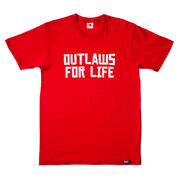 RDR2 Outlaw Essentials Red OFL Tee