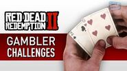 Red Dead Redemption 2 - Gambler Challenge Guide