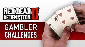Red Dead Redemption 2 - Gambler Challenge Guide