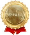 Spawny Award Badge