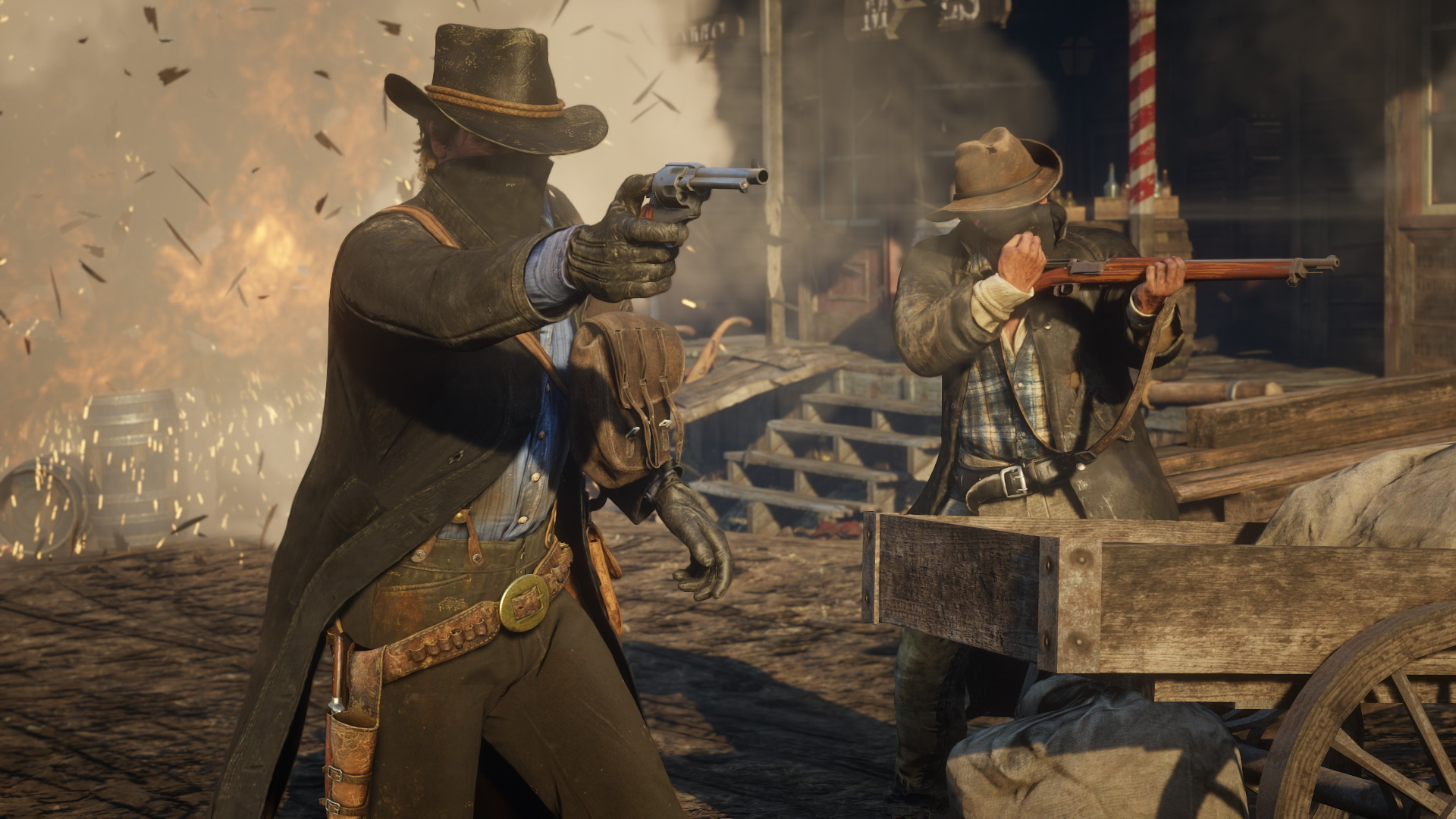 RDR 2 First Look 9