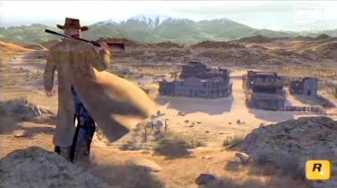Red Dead Redemption E3 2005 Tech Demo Trailer