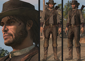 Rancher Outfit Red Dead Wiki FANDOM Powered By Wikia - Red dead redemption us marshal outfit map