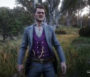 Unnamed Famous Gunslinger Unused rdr2